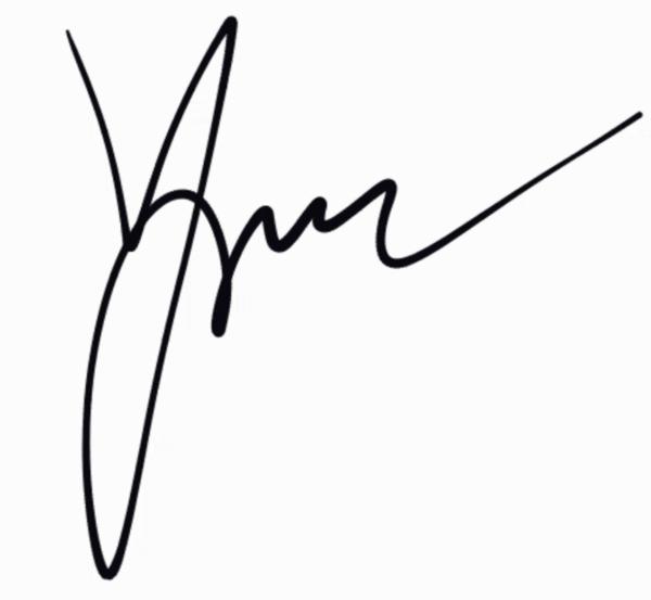 yuwadee sokanthat Signature