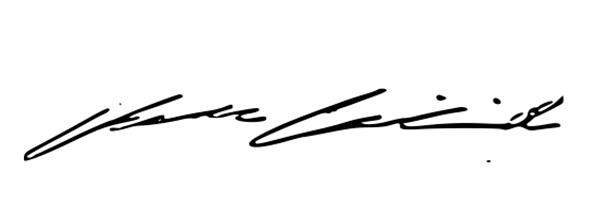 Charles Chirnside Signature