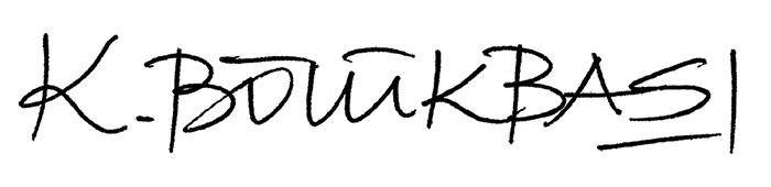 KAYIHAN BoLuKBAsI Signature