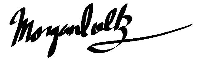 morgan olk Signature