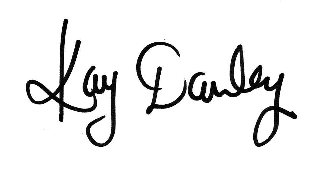 Kay Danley Signature
