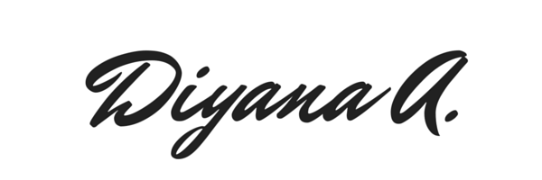 Diyana  AMIN Signature