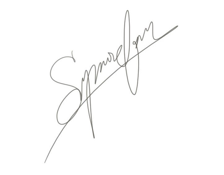 Symone Cannon Signature