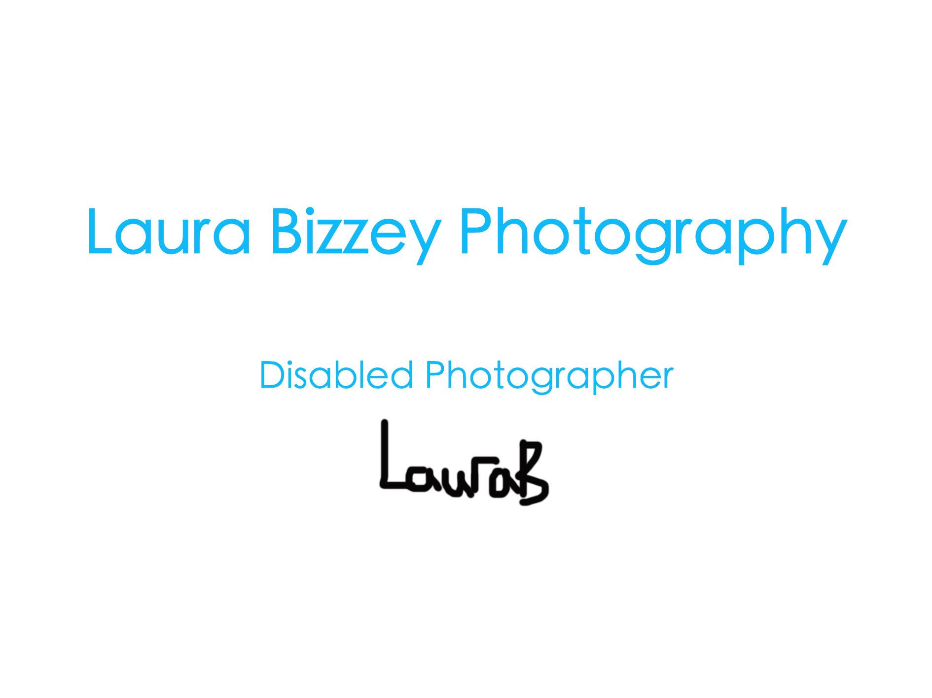 Laura Bizzey Signature