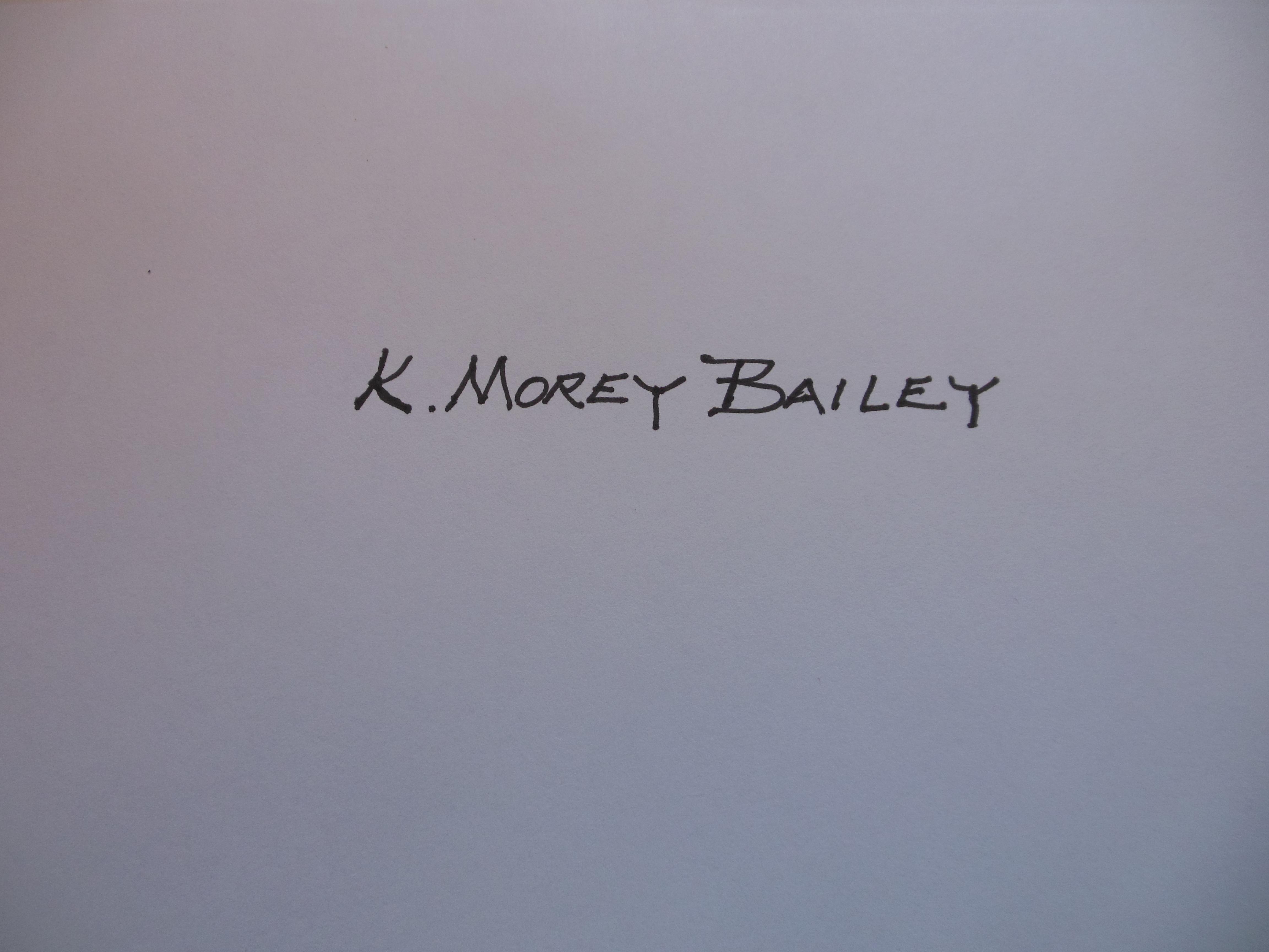 Kathleen M. Bailey Signature