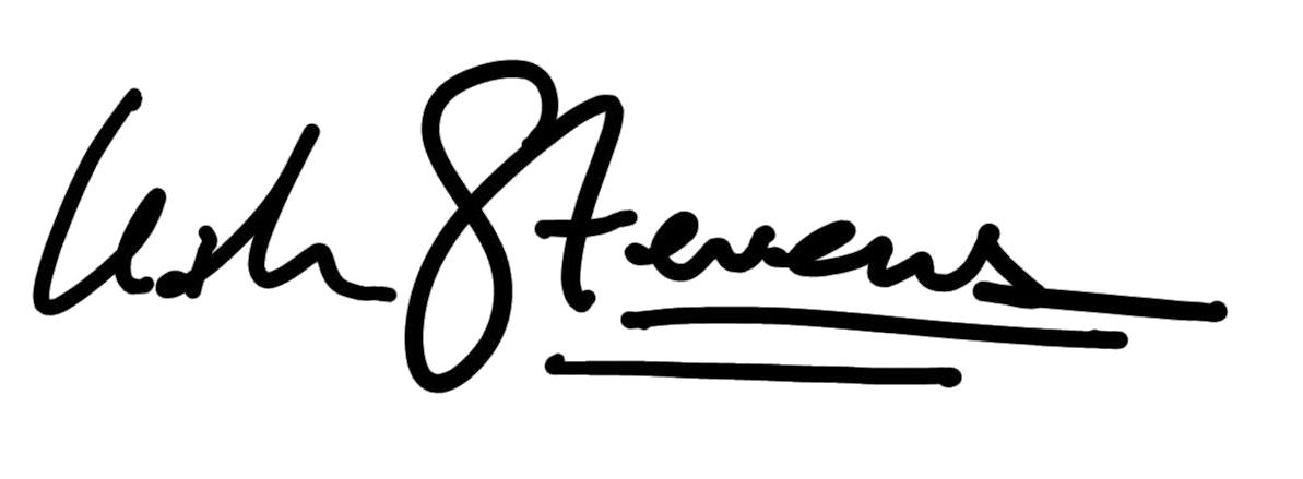 Leah Stevens Signature