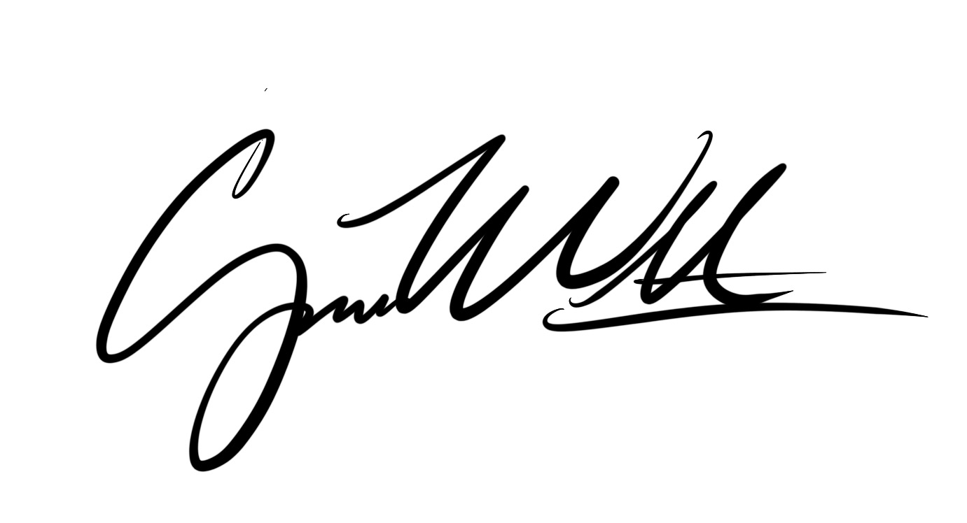 Canyon Webb Signature
