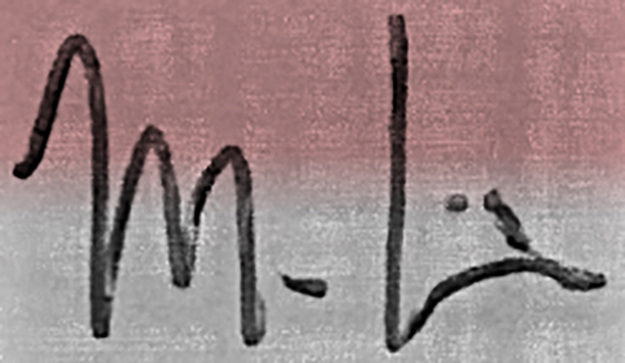 Mark Davis Signature