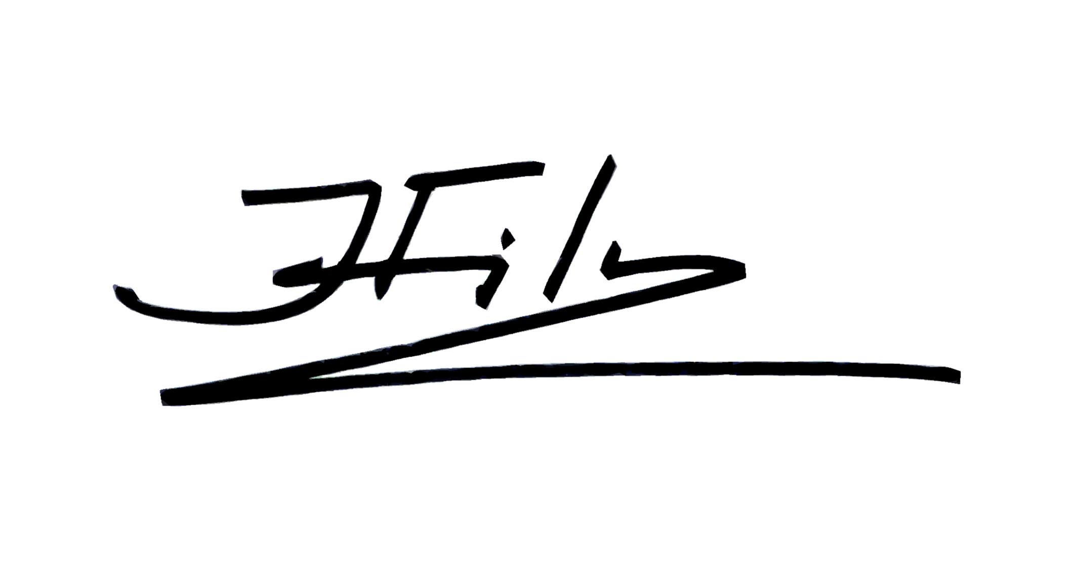 Tanya Filichkin Signature