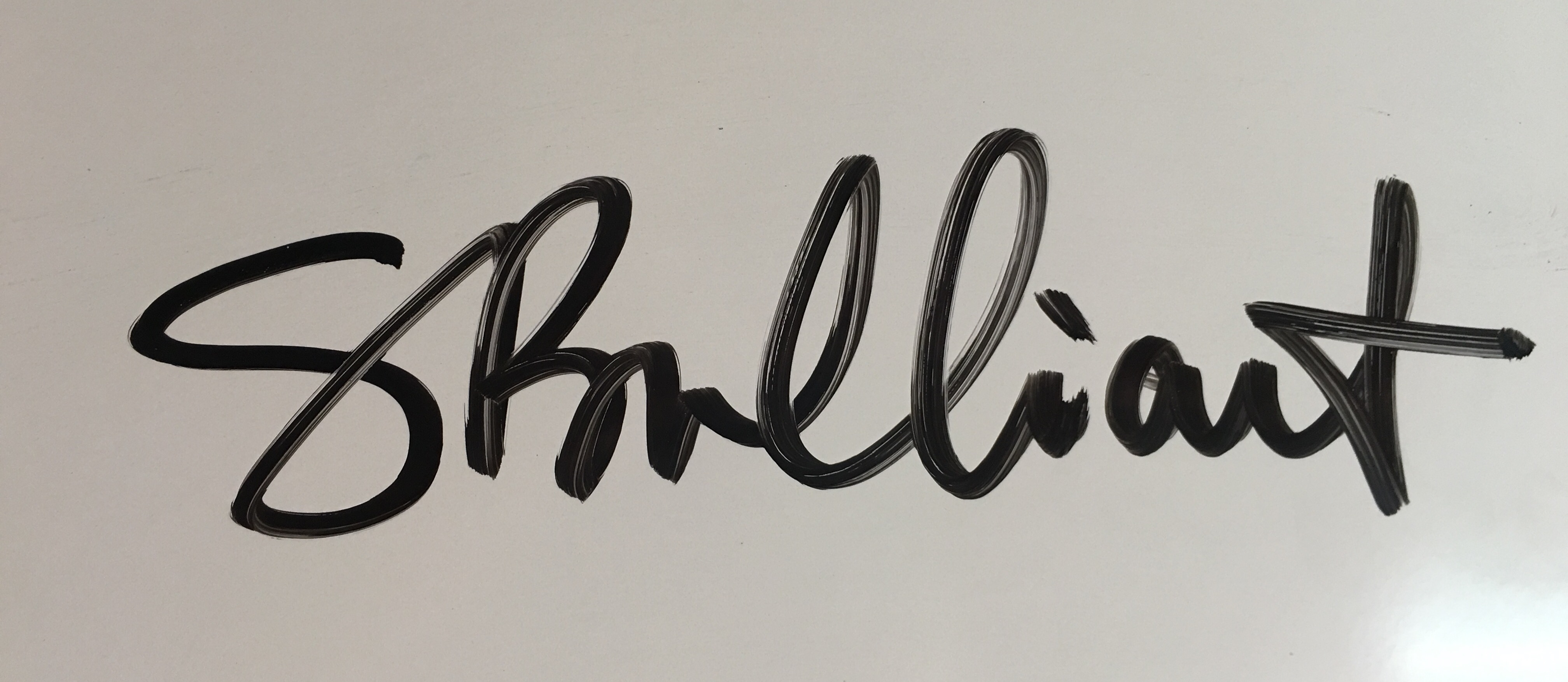 Sherry Brilliant Signature