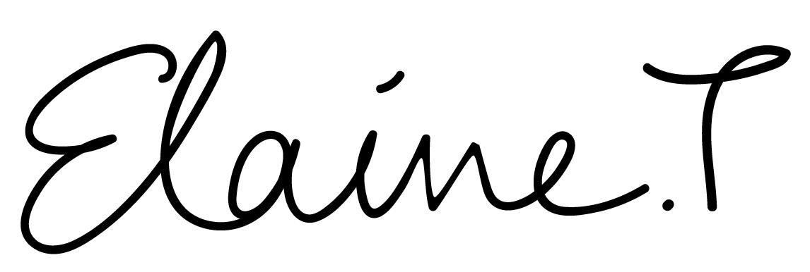 Elaine Tan Signature