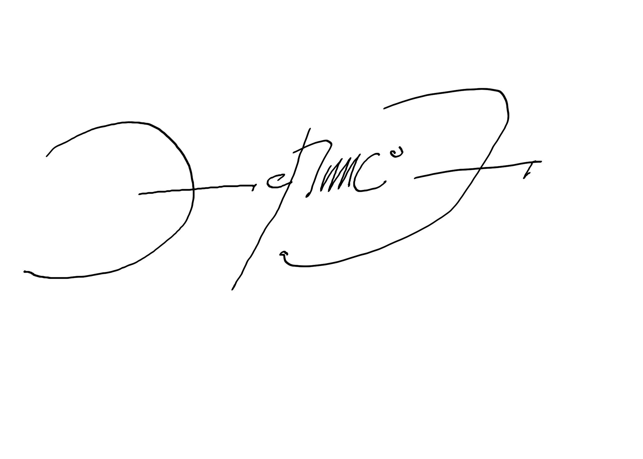 rafa muci Signature