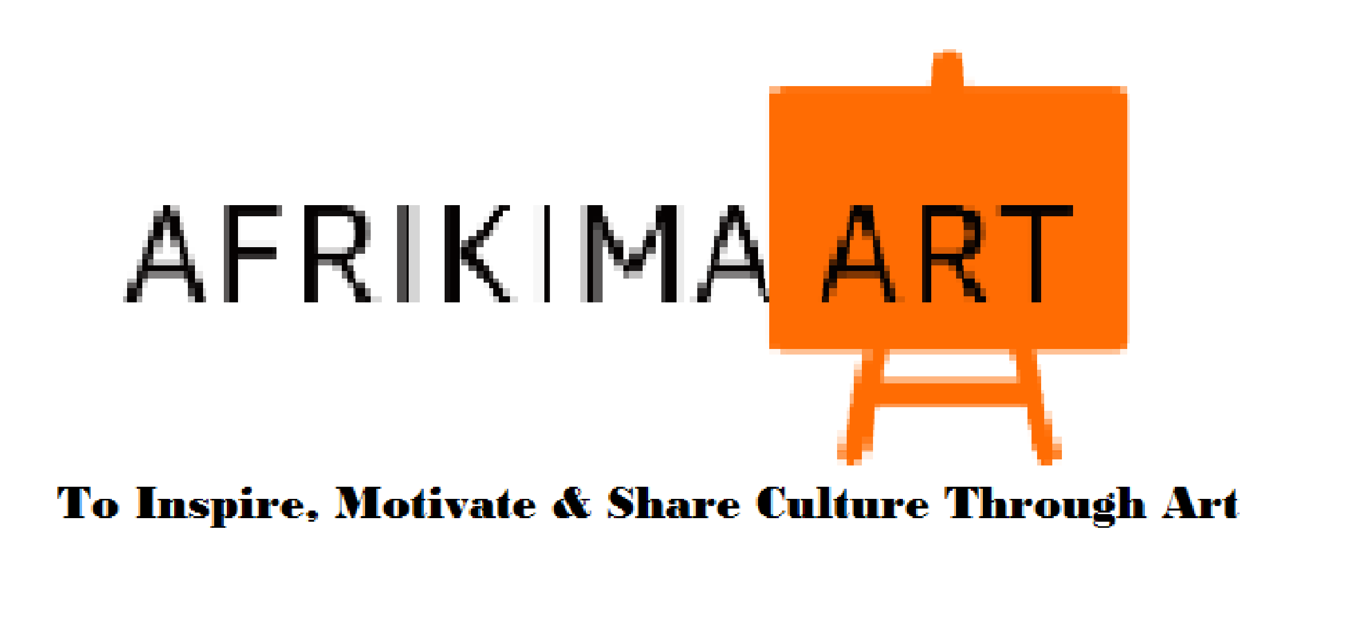 AfriKima art design A. P. Signature