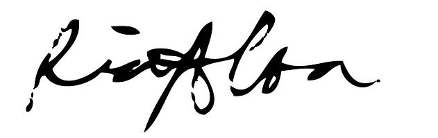 Rianelle Alba Signature