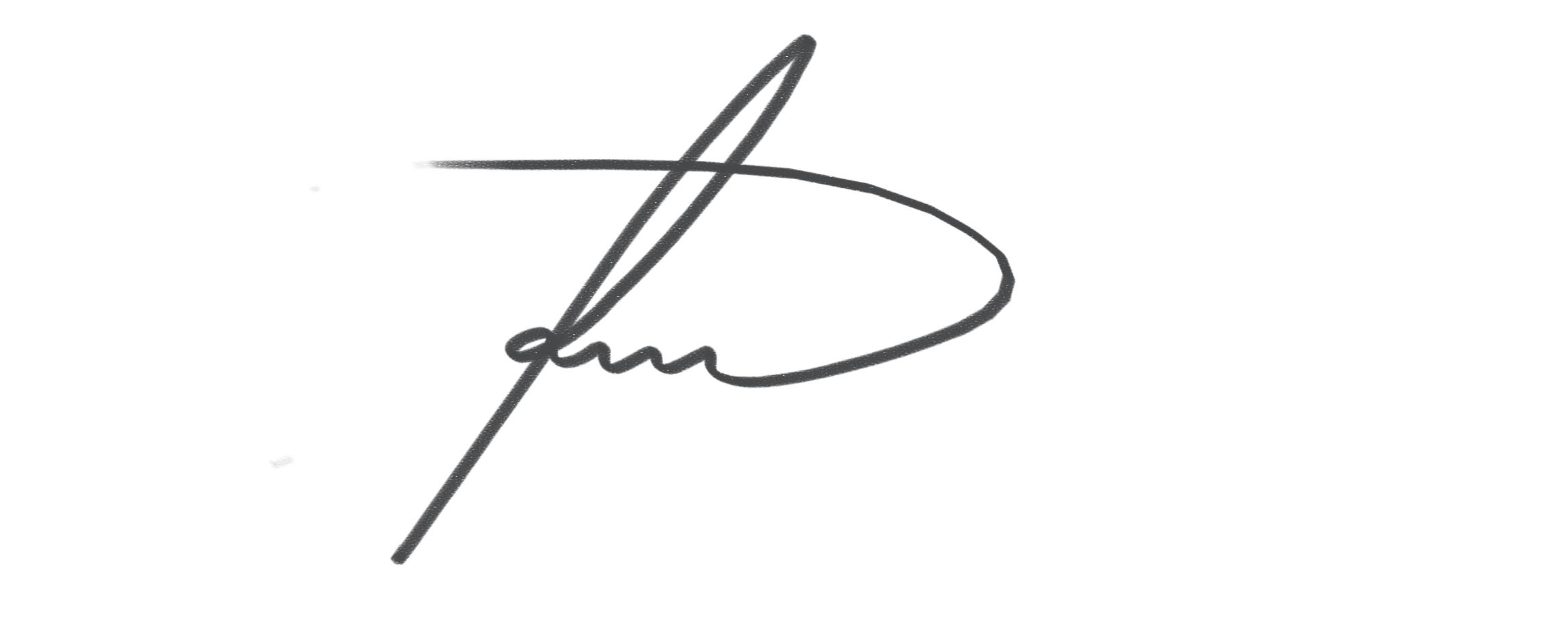 Naldo Alcantara Signature