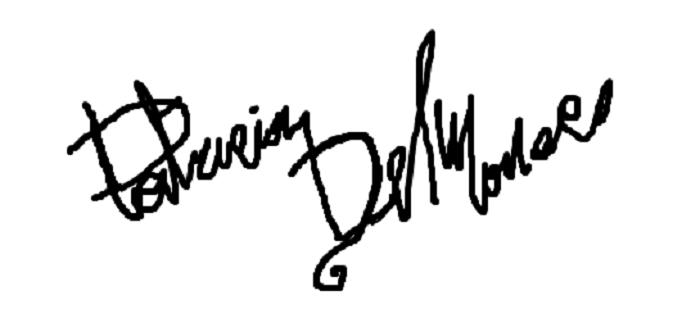 PaTRICIA del Monaco Signature
