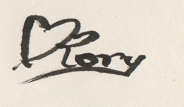 Rory Link Signature