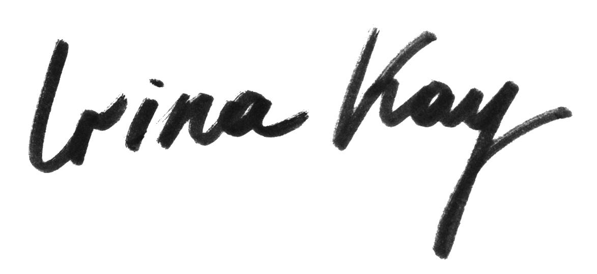 Irina Kay Signature
