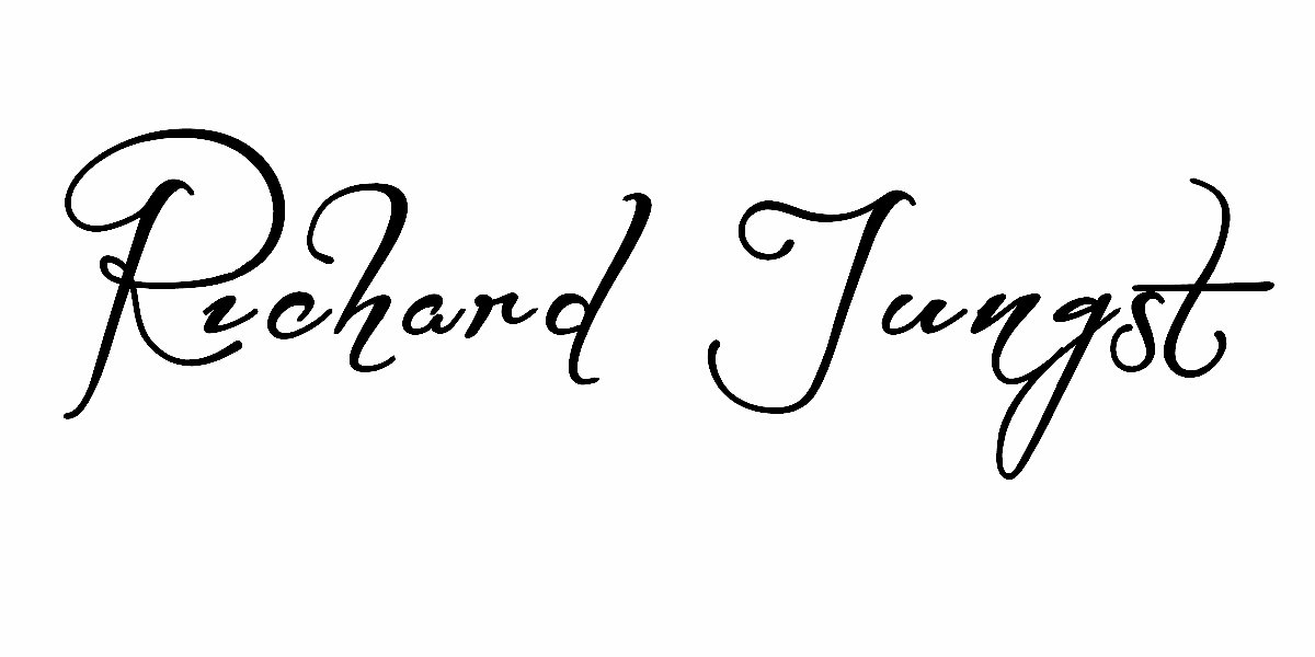 Richard Jungst Signature
