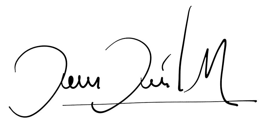 Diana Davila Signature