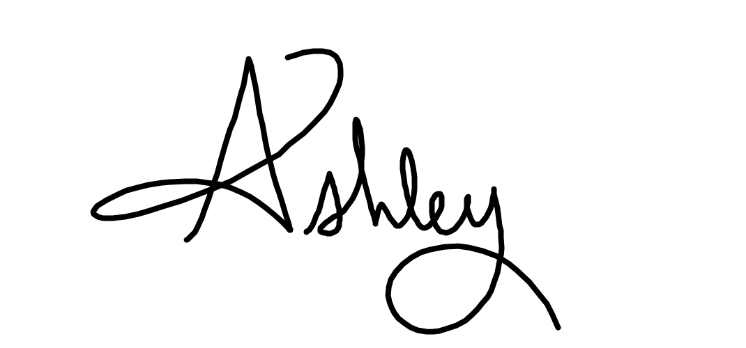 Ashley Mills Signature