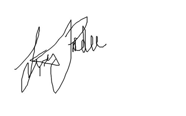 Lexis Pardee Signature
