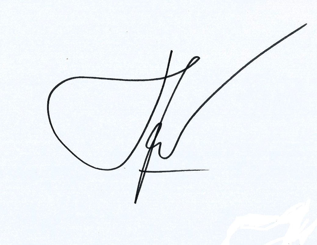 endesyana nj Signature