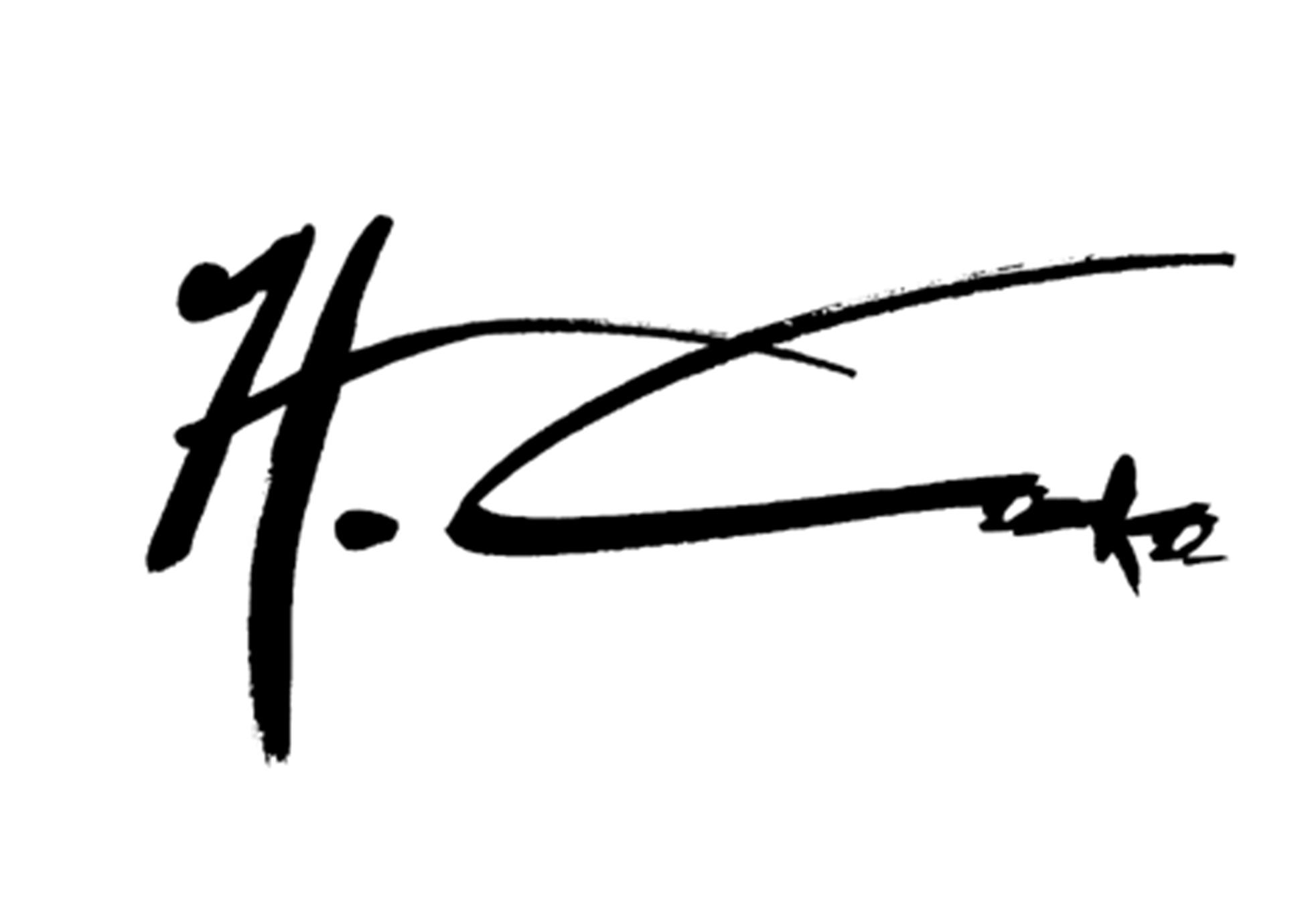 hesham taha Signature