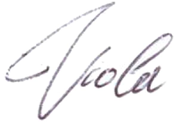 Viola Conti Signature