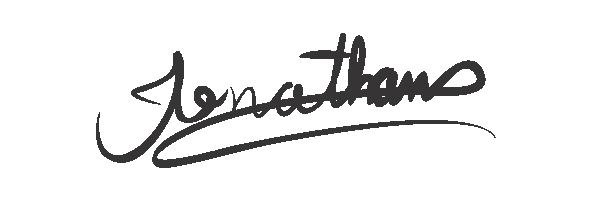 Jonathan Melo Signature
