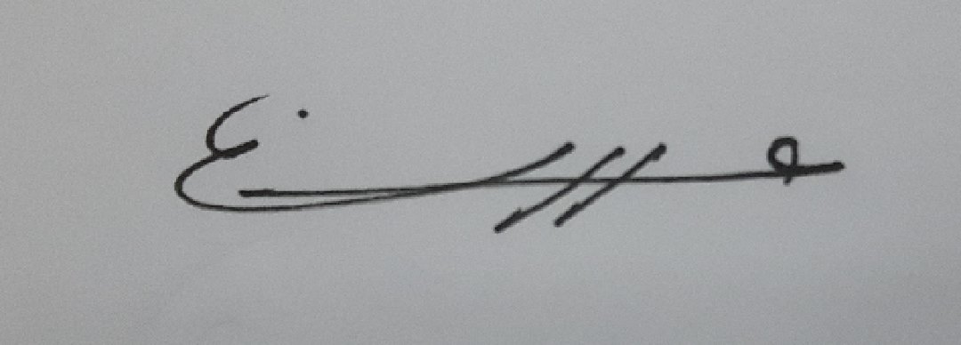 ola yosef Signature