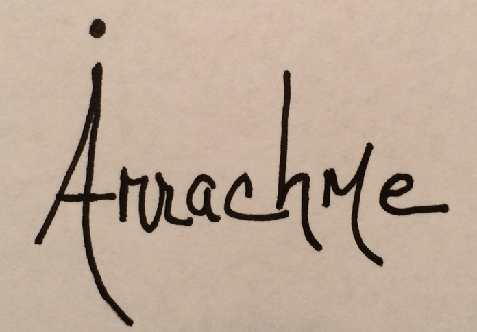 Arrachme Art Signature