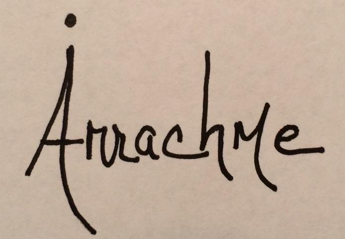 Arrachme Art Signature
