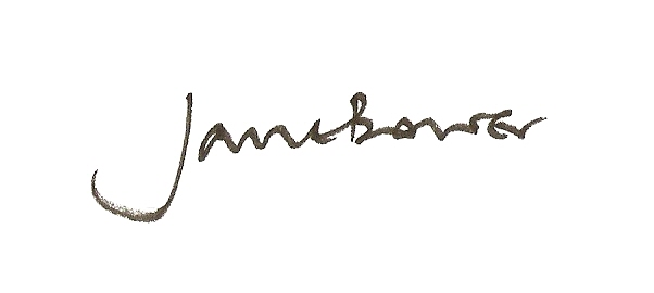 Jane Bower Signature