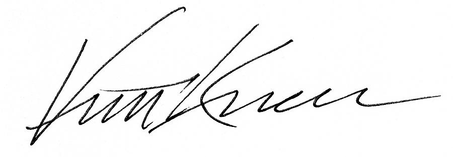 Vincent Knaus Signature