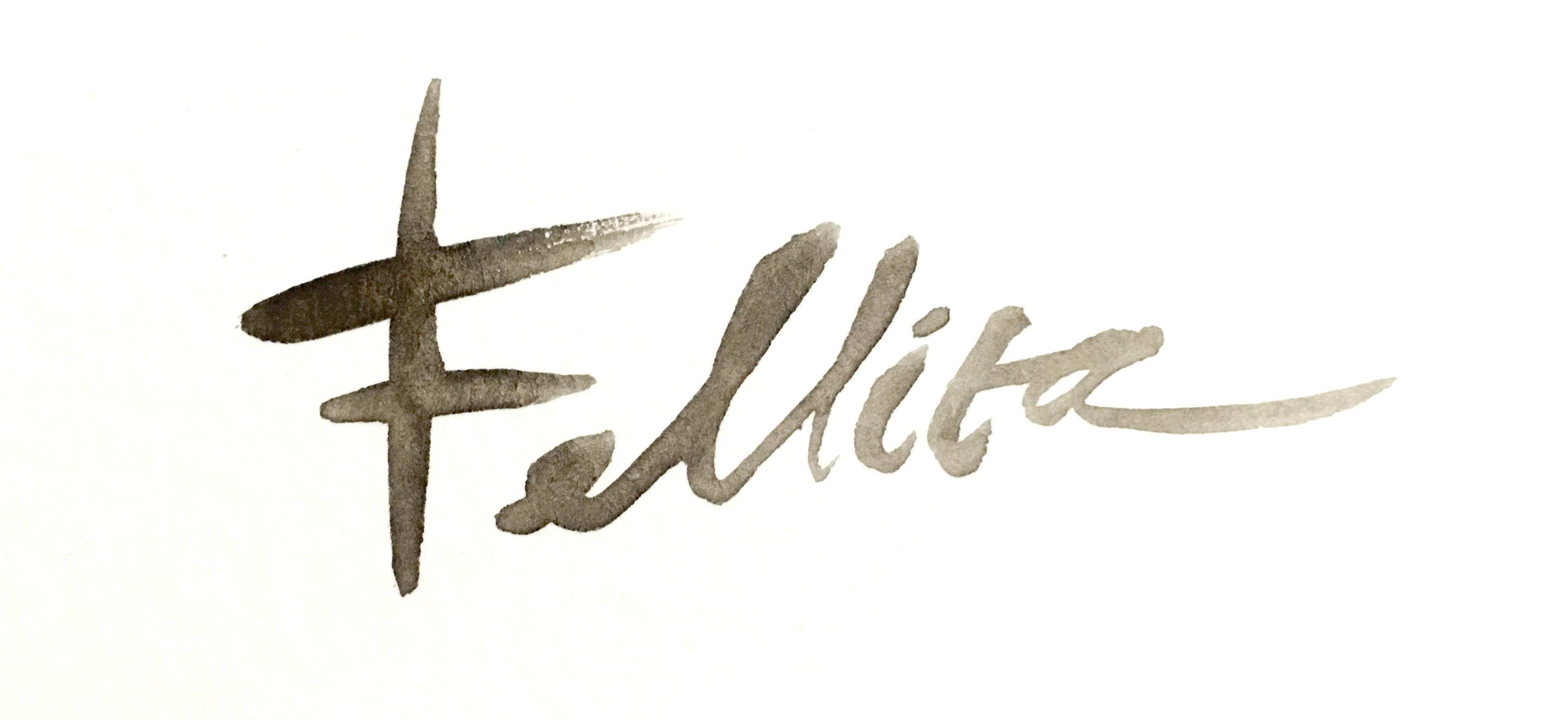 Fellita Priscilla Signature