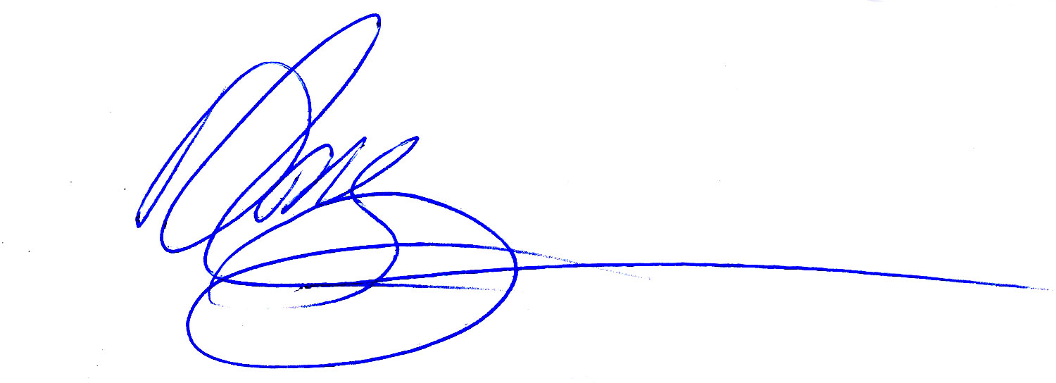 Don Long Signature