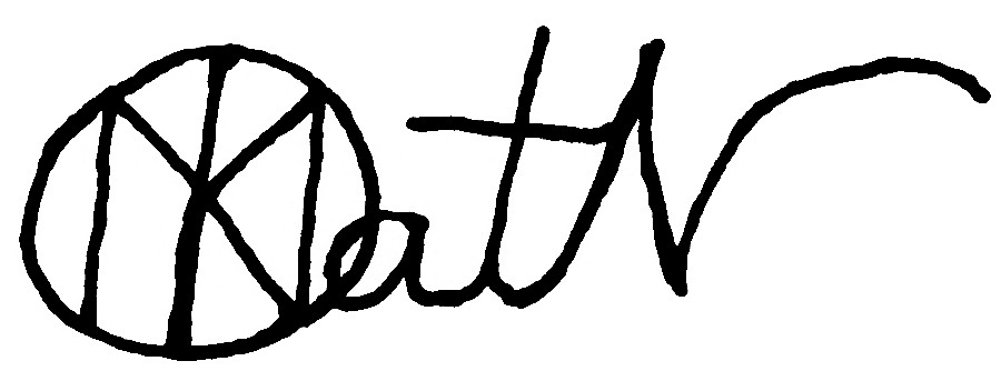 Kathryn Naylor Signature
