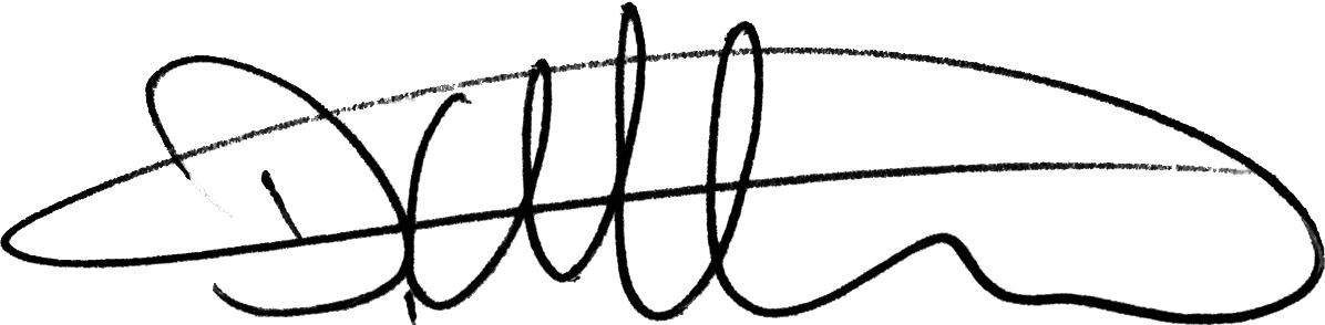 David Moffatt Signature