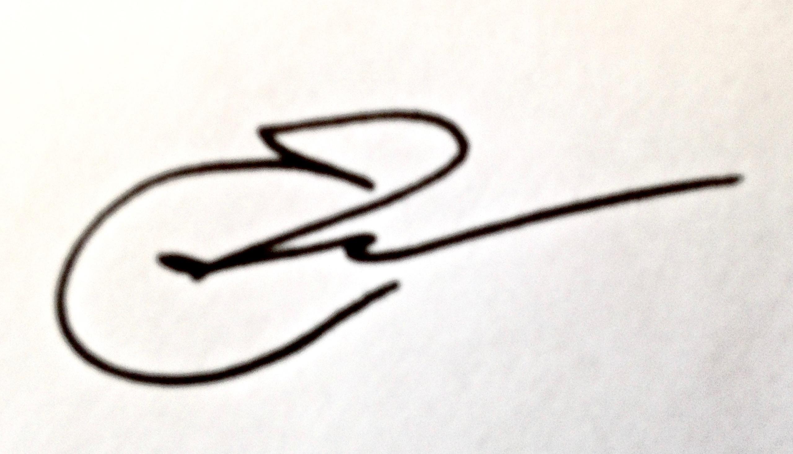 Eran Fraenkel Signature