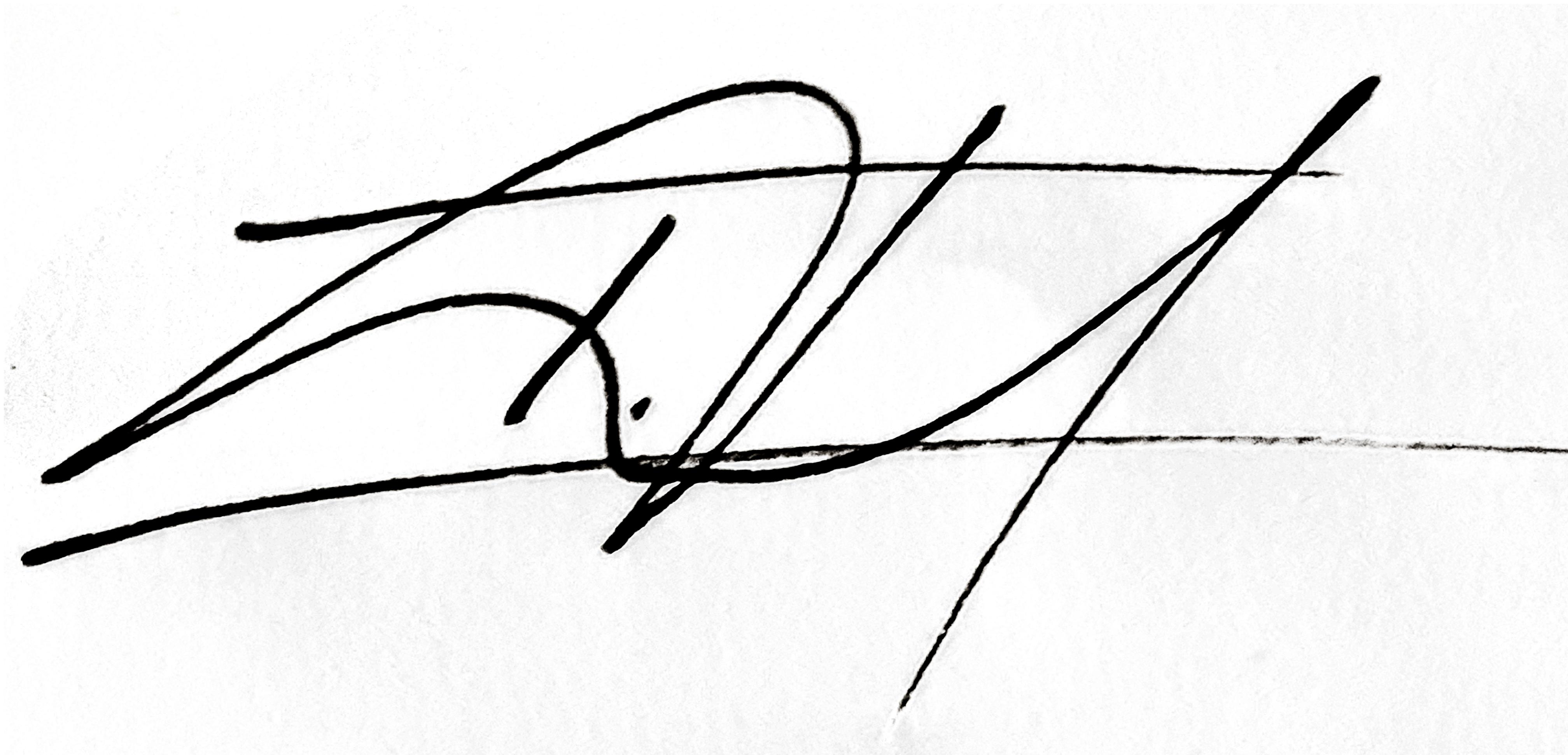 IZZY KAY Signature
