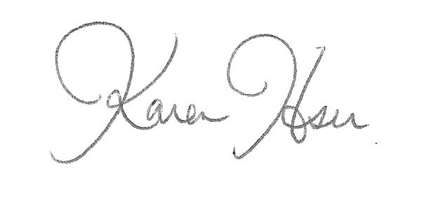 Karen Hsu Signature