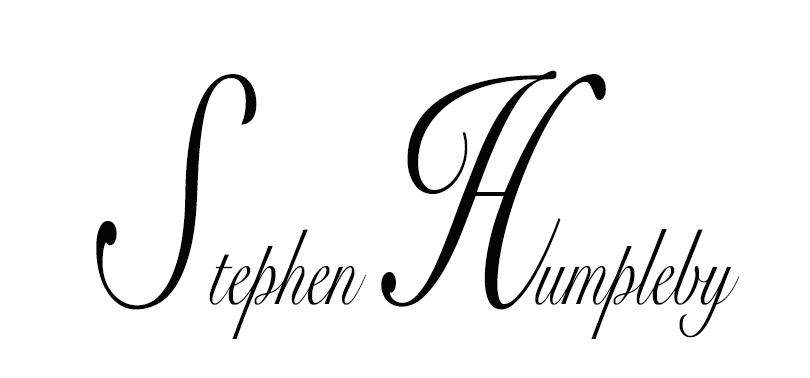 Stephen Humpleby Signature