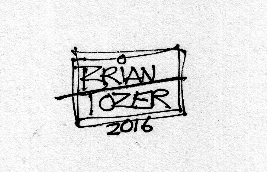 Brian Tozer Signature