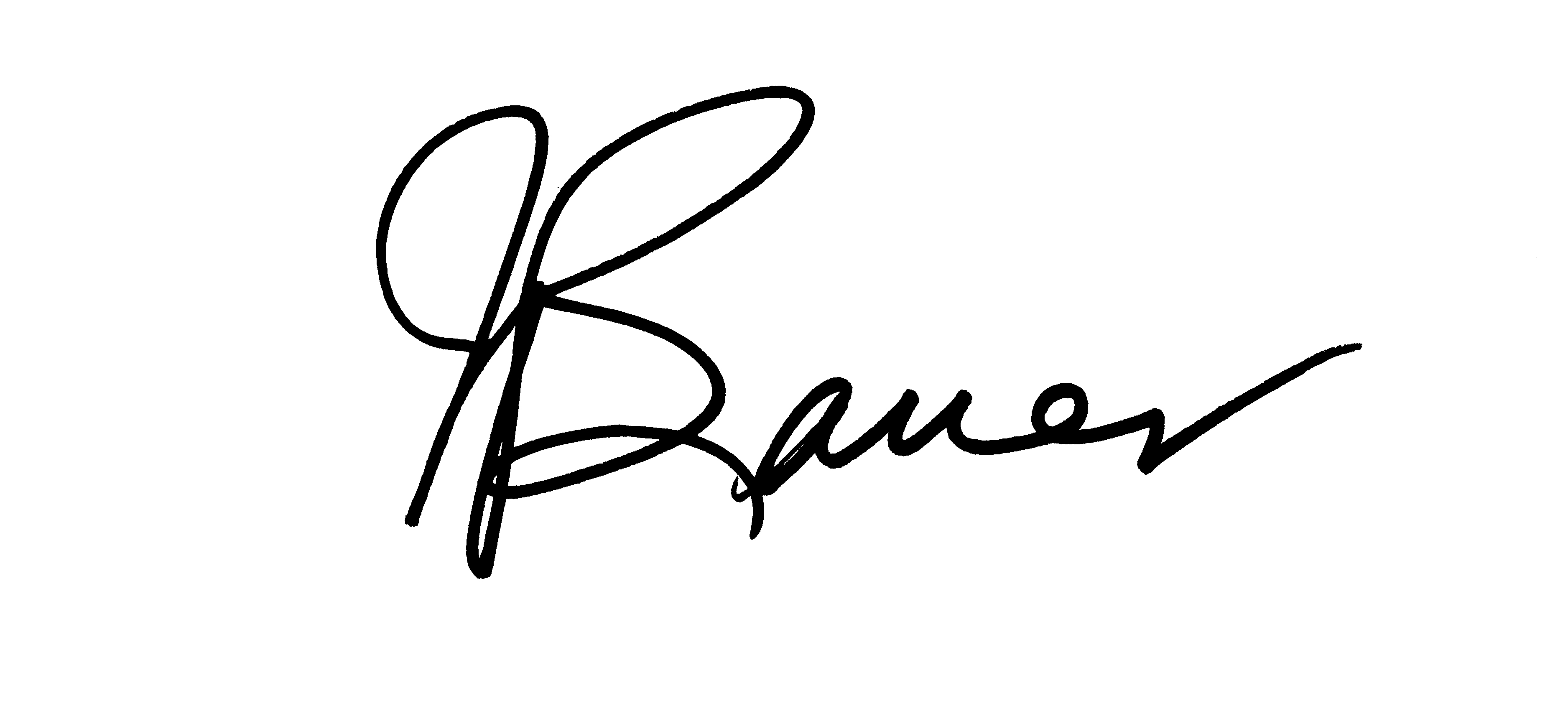 Jerry Bauer Signature