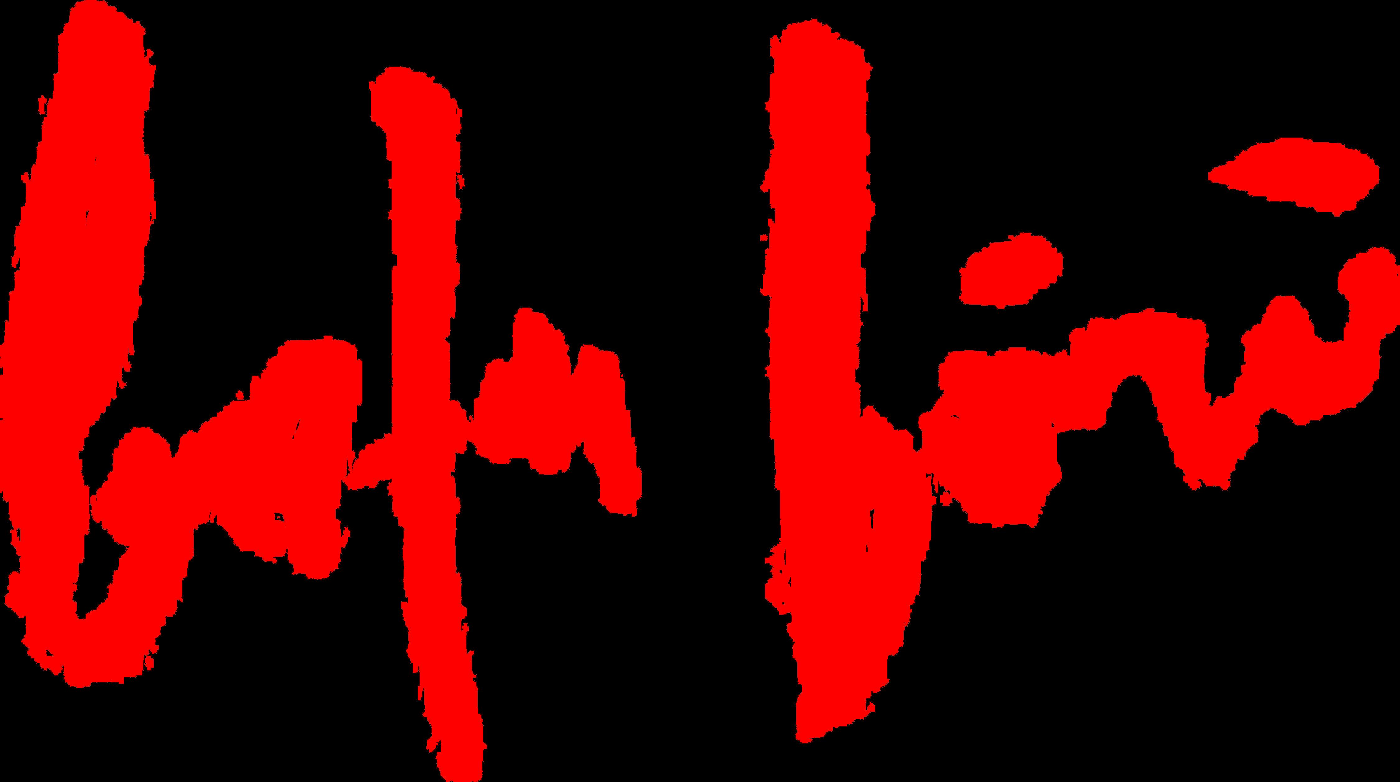 baha boru Signature