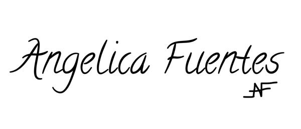 Angelica Fuentes Signature