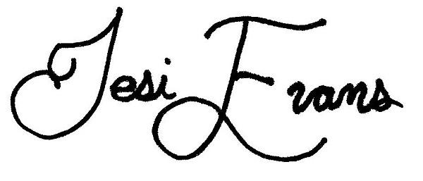 Jesi Evans Signature