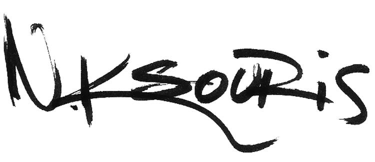 Nestoras Ksouris Signature