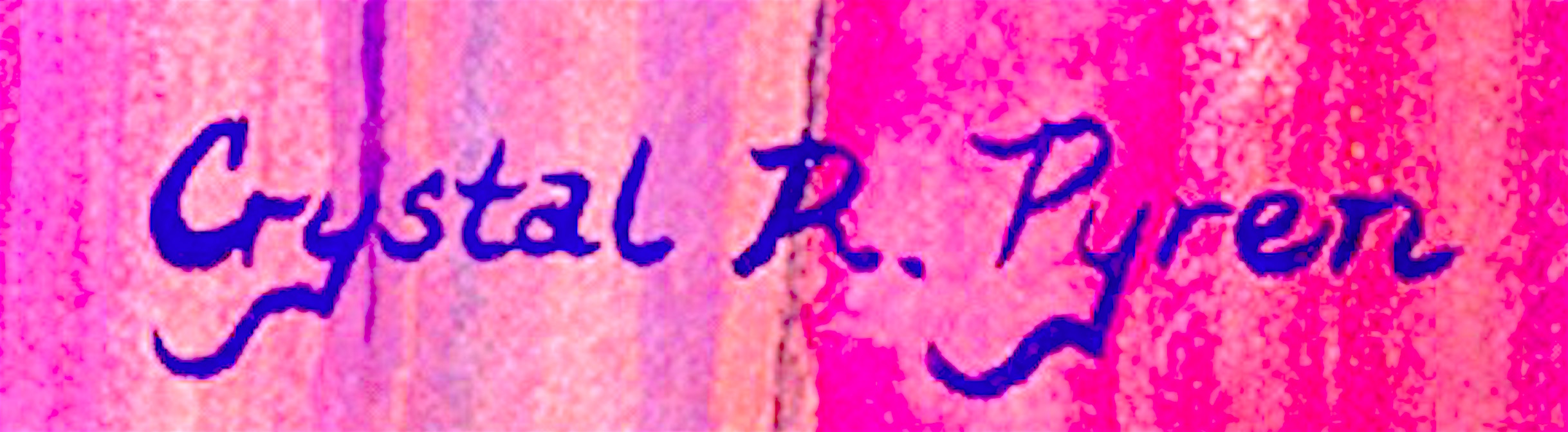 Crystal Pyren Signature